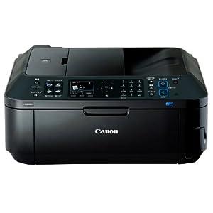 Canon FAX機能付き インクジェット複合機 PIXUS MX420