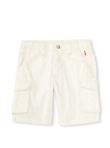 iNTAKT Boy's Cargo Shorts (Stone)