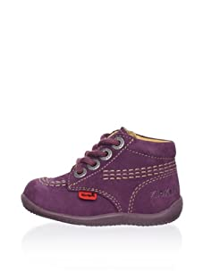 Kickers Kid's Billy-AW Boot (Infant/Toddler) (Violet)