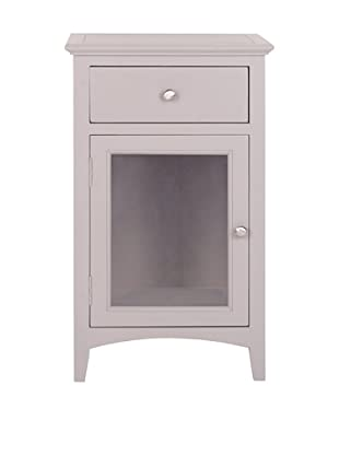 Safavieh Ziva End Table, Grey Overcast