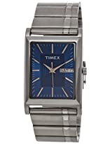 Timex Classics Analog Blue Dial Men's Watch - L507