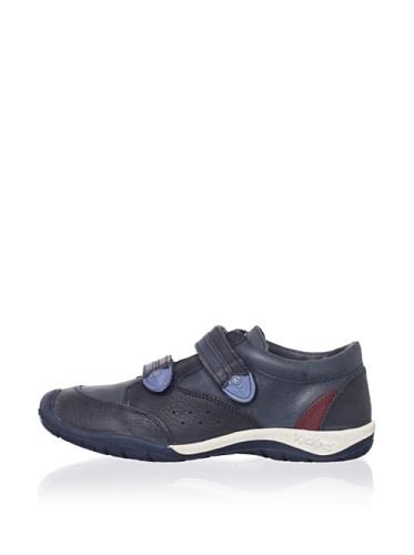 Kickers Kid's Spred Sneaker (Toddler/Little Kid/Big Kid) (Blue)