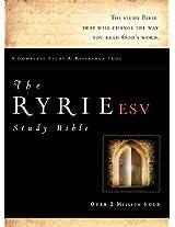 Ryrie Study Bible-ESV (Ryrie Study Bible ESV Version)