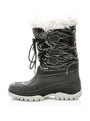 Vertigo Botas de Nieve Amande (Negro)