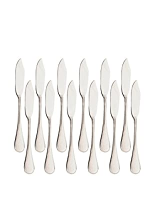 BergHOFF Set of 12 Cosmos Fish Knives