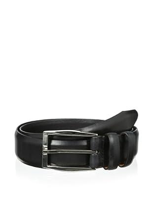 Vintage American Belts est. 1968 Men's Valencia Belt (Black)