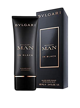 Bulgari Aftershave Balsam Man In Black 100 ml, Preis/100 ml: 28.95 EUR