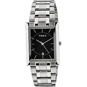 Timex Fashion Analog Black Dial Men's Watch - TI000M90100