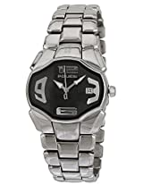 Police Analog Black Dial Women's Watch - PL12896BS/02M