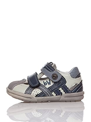 Billowy Zapatos Velcros (Marino)