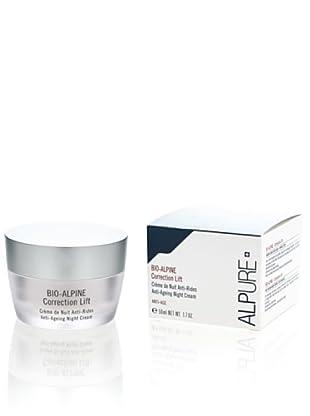 Alpure Crema Noche Anti-arrugas Rostro y Cuello Bio-Alpine 50 ml