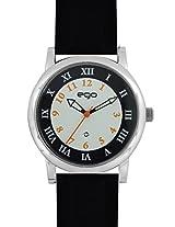 Maxima Ego Analog Multi-Color Dial Men's Watch - E-33784PAGC
