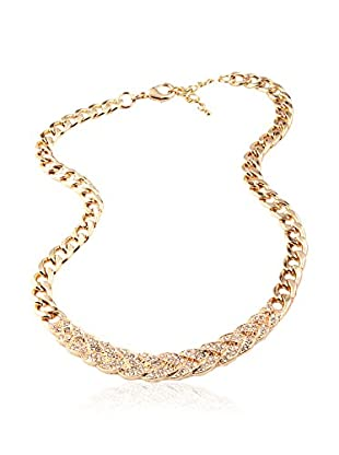 CHAMAY Collar Gold Toned