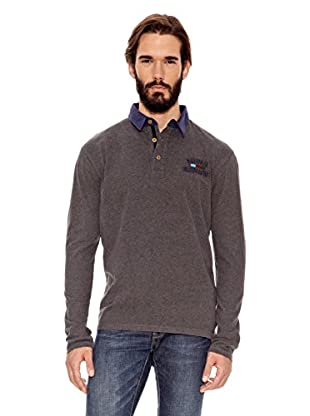 National Geographic Polo Paris 286 (Gris Oscuro)