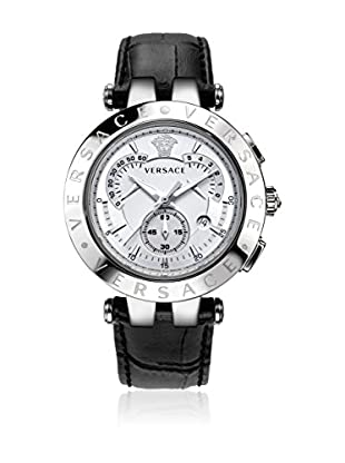Versace Orologio con Movimento al Quarzo Svizzero Man V-Race 42 mm