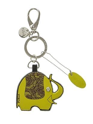 Furla Portachiavi Arcadia Elefante (Lime)