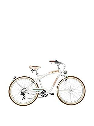 Cicli Adriatica Bicicleta Cruiser Alu Blanco