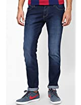 Blue Slim Fit Jeans (Skanders)