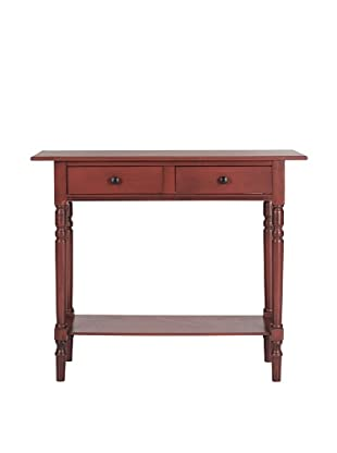 Safavieh Rosemary Console, Red