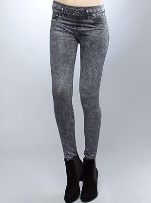 Javier Simorra Leggings Grey (gris)