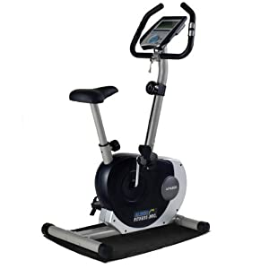 【クリックで詳細表示】Amazon.co.jp | ALINCO(アルインコ) エアロマグネティックバイク AF6200+床保護マット お買い得セット AF6200M | スポーツ&アウトドア 通販
