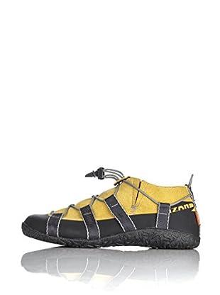 Lizard Zapatillas Kross Leather (Amarillo)