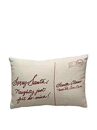 Sorry Santa Pocket Pillow