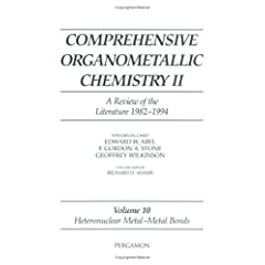 【クリックで詳細表示】Heteronuclear Metal?Metal Bonds (Comprehensive Organometallic Chemistry II S): R.D. Adams: 洋書