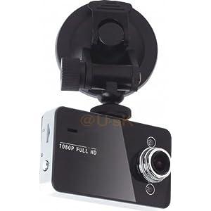 【2013年最新Ver】 フルHD1080P高画質 ドライブレコーダー