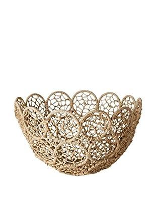 Shiraleah Noemi Oversize Macramé Decorative Bowl