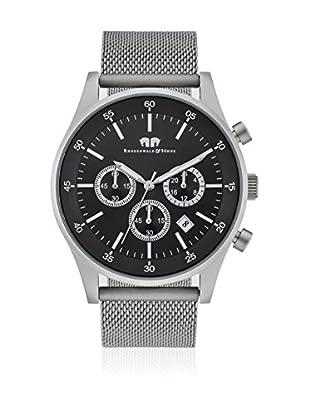 Rhodenwald & Söhne Reloj de cuarzo Goodwill Plateado 45 mm