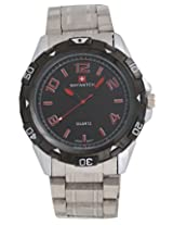 Baywatch 2518 Analog Watch - For Men(Steel) 2518BLACK
