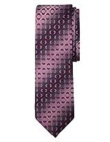 Men's Fashion Tie - Red Pattern