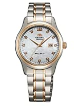 Orient Analogue White Dial Women's Watch-(SNR1Q001W0)