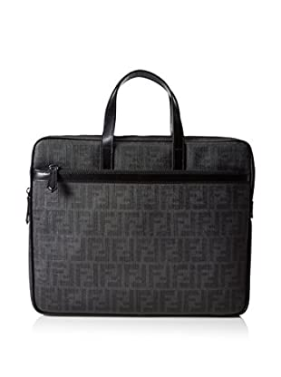 FENDI Henkeltasche Men Brief Slim Obscure
