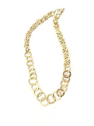 Tedora Collar Bronce LMCO012 Dorado