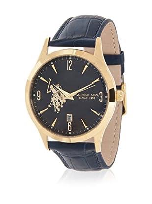 US Polo Association Uhr mit Miyota Uhrwerk Man USP4481YG 40 mm