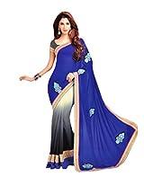 Gopalclothdesigner Art Silk Resham Saree (iwgy125a_Multicolor)