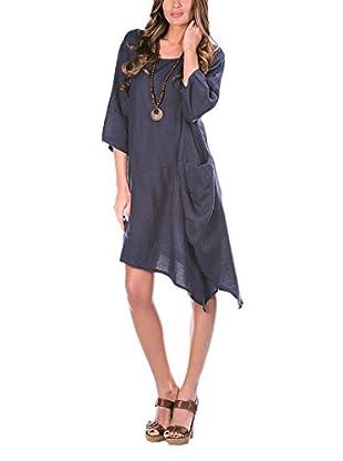 100% Lino Vestido Jasmine