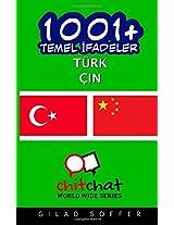 1001+ Basic Phrases Turkish - Chinese