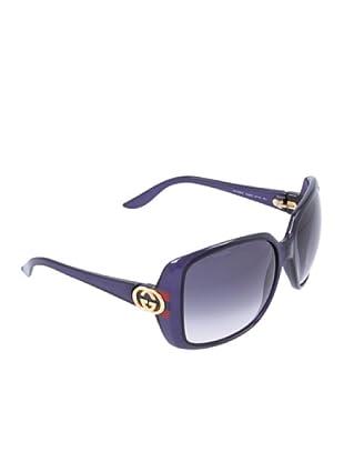 Gucci Damen Sonnenbrille GG 3166/S blau (Blau)