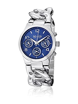 SO & CO New York Quarzuhr Woman GP15122 38 mm