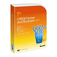 Microsoft Office Home and Business 2010(通常版)