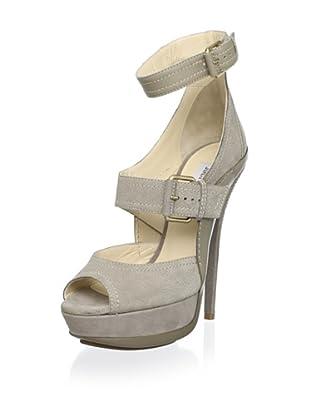 Jimmy Choo Women's Letitia Sandal (Khaki)