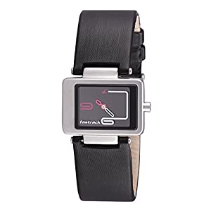 Fastrack Party Analog Black Dial Women's Watch - NE2404SL02