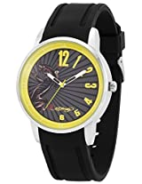 Ed Hardy Watches OMen s Men s Analog Watch - Yellow