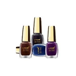 Lakme True Wear Nail Color MT 241, 9ml