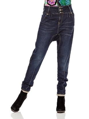 Desigual Pantalón Repe (Jeans Vaquero)