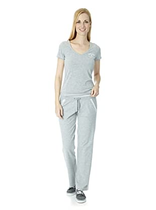 ESPRIT SPORTS Damen Hose (Grau)