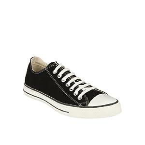 As Canvas Mono Ox Black Sneakers